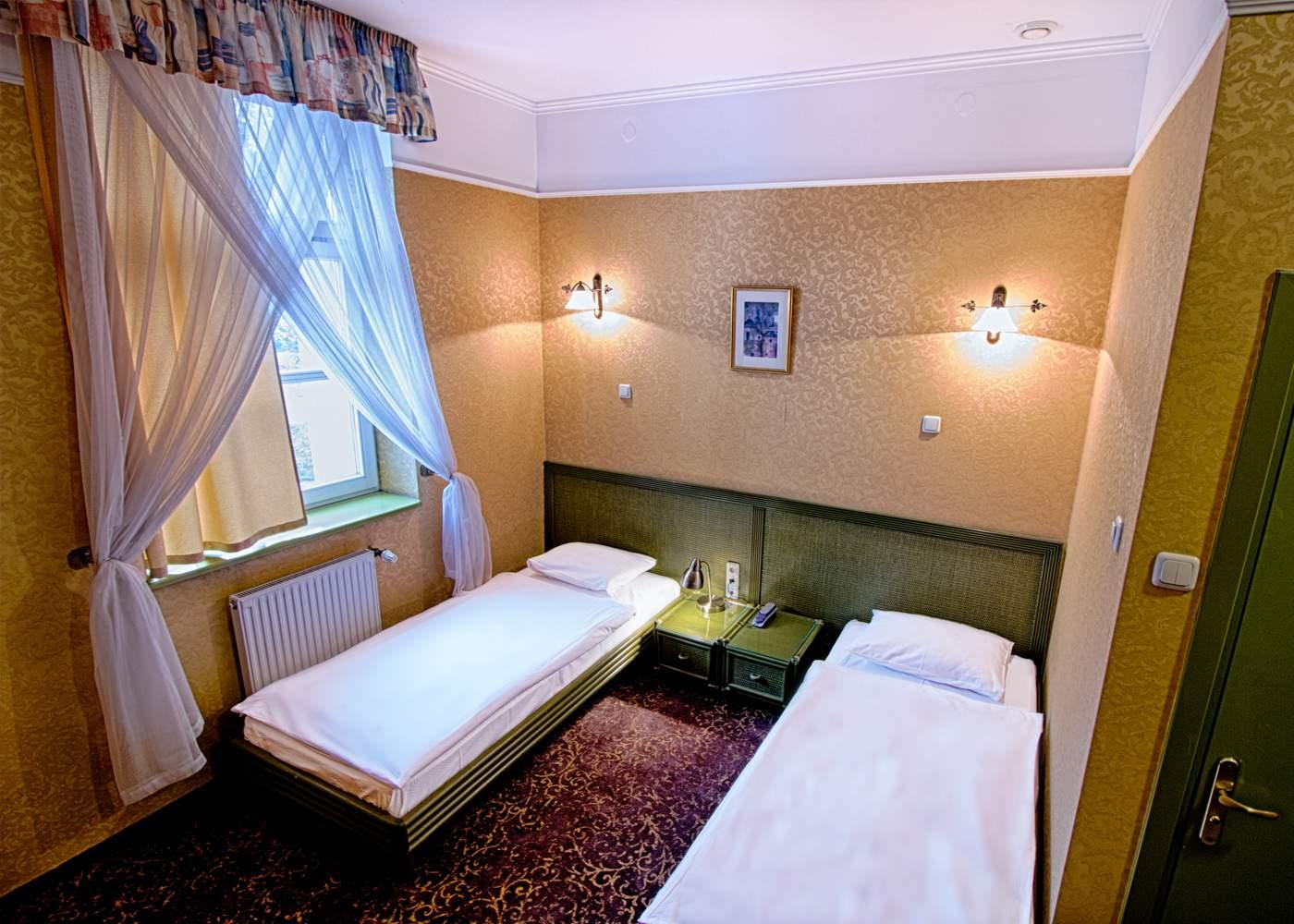 zdjęcie pokój dwu osobowy